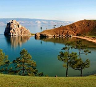 Baikal West to East
