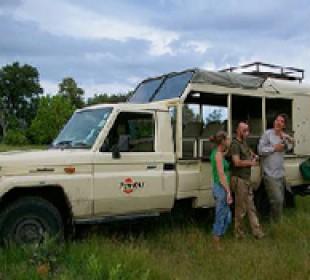 Okavango Mobile Safari