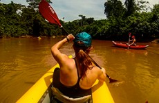 Amazon Camping Kayaking Discover Yasuni