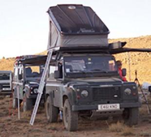Morocco 4×4 Camping