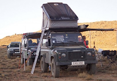 Morocco 4×4 Camping