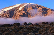 Machame Route Climbing Expedition