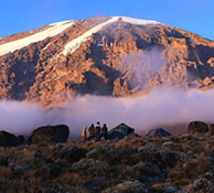 6-Day Machame Route Climbing Expedition