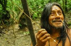 Huaorani Warriors Expedition Yasuni Deep Amazon