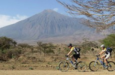Kilimanjaro Base Cycle Tour