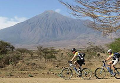 Kilimanjaro Base Cycle Tour