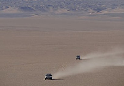 Explore Lut Desert Safari
