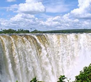 Botswana & Victoria Falls Camping & Explorers Village