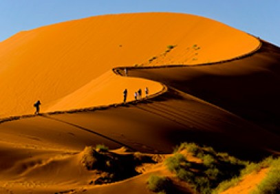 Essential Namibia Self-Drive