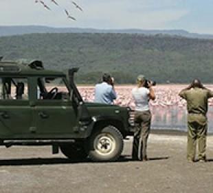 Classic Majestic Kenya Safari