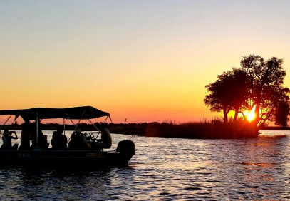 15-Day Three Country Safari