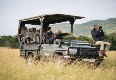 7-Day Tanzania Private Wildlife Safari