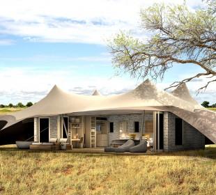 10-Day Tanzania Tented Camp & Lodge Safari