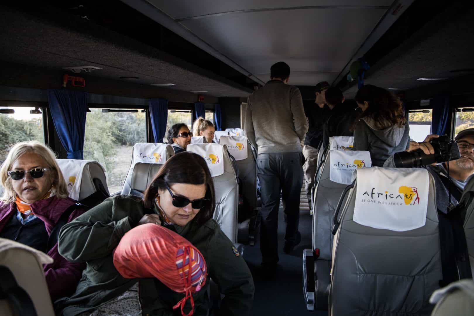 Adventure Overland Safari Vehicle 1