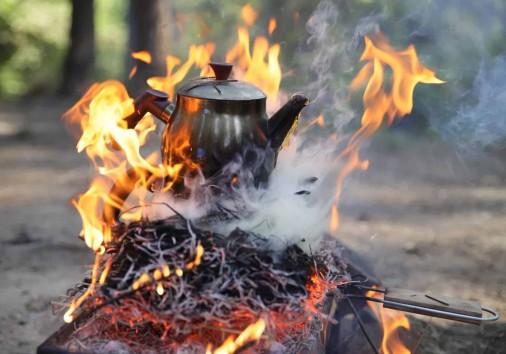 Steam Teapot