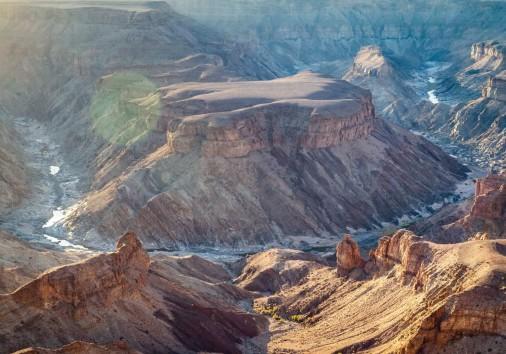Fish River Canyon Hobas Viewpoint