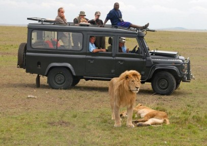 A Typical Day on a Kenya Safari