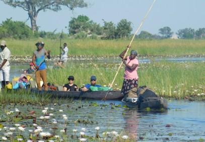 3-Day Okavango Delta Mokoro Safari