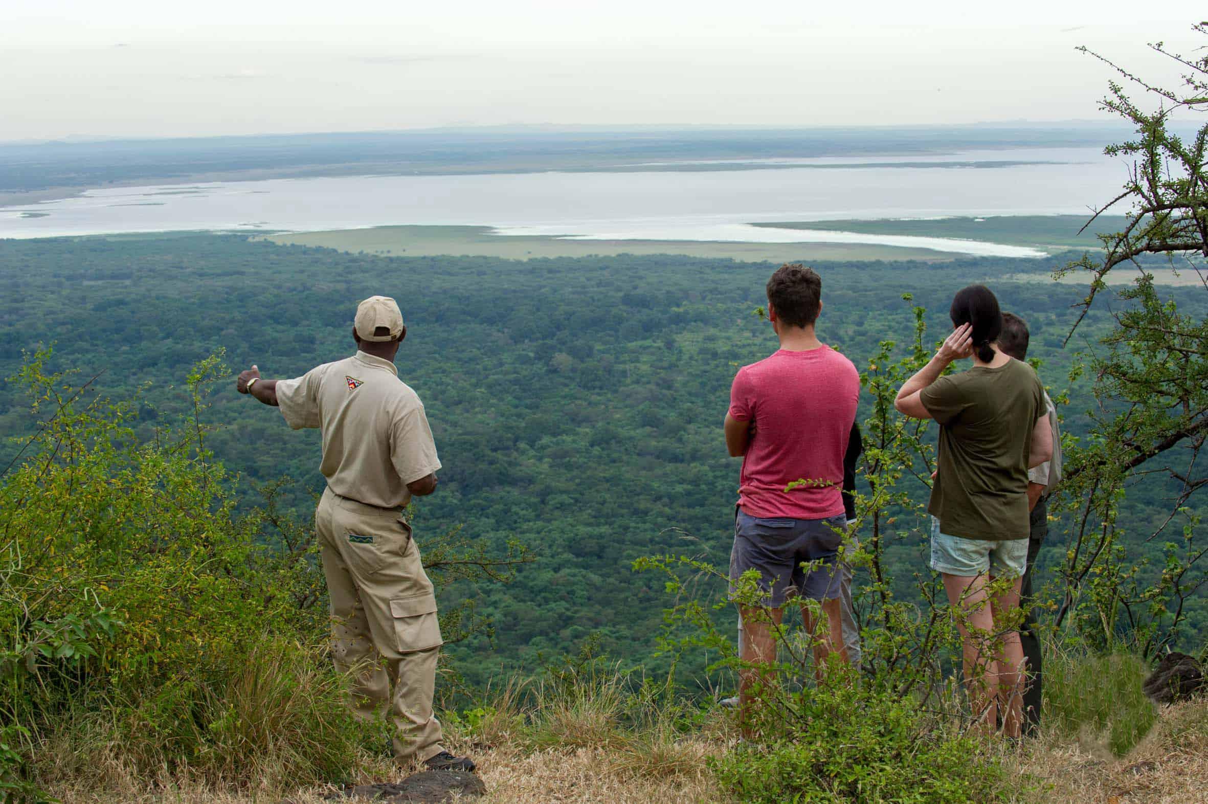 Forest Hike From Lake Manyara Serena Safari Lodge