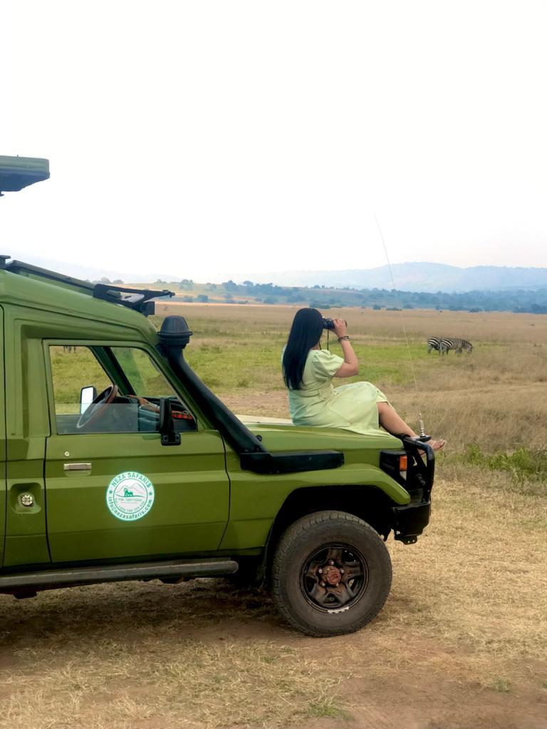 Visit Akagera National Park