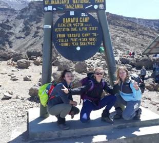 Kilimanjaro Climbing Safari – Machame Route