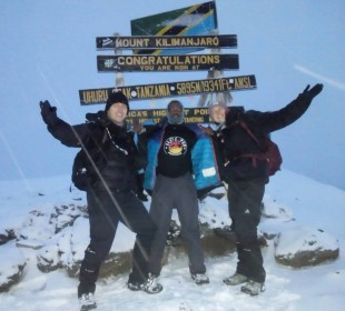 8-Day Kilimanjaro Northern Circuit Route