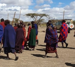 3-Day Ngorongoro Highland Trekking