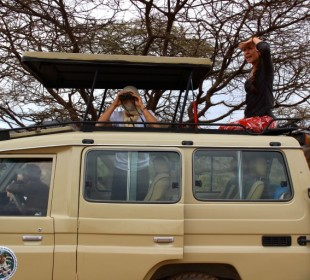 4-Day Camping and Walking Safari