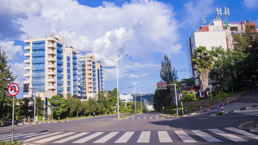 Kigali City On 15 Days Lockdown