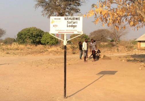 Nahubwe Road Sine