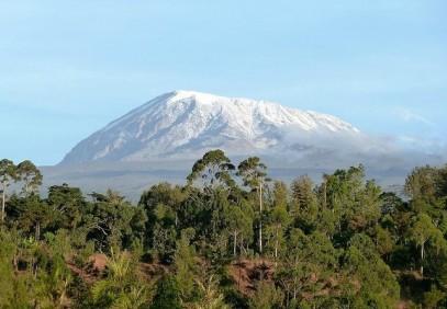 Kilimanjaro Rongai Route Safari