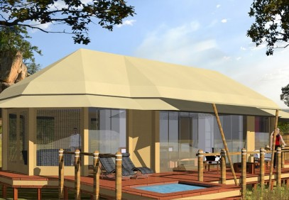 8-Day Tanzania Luxury Tented Camp Safari