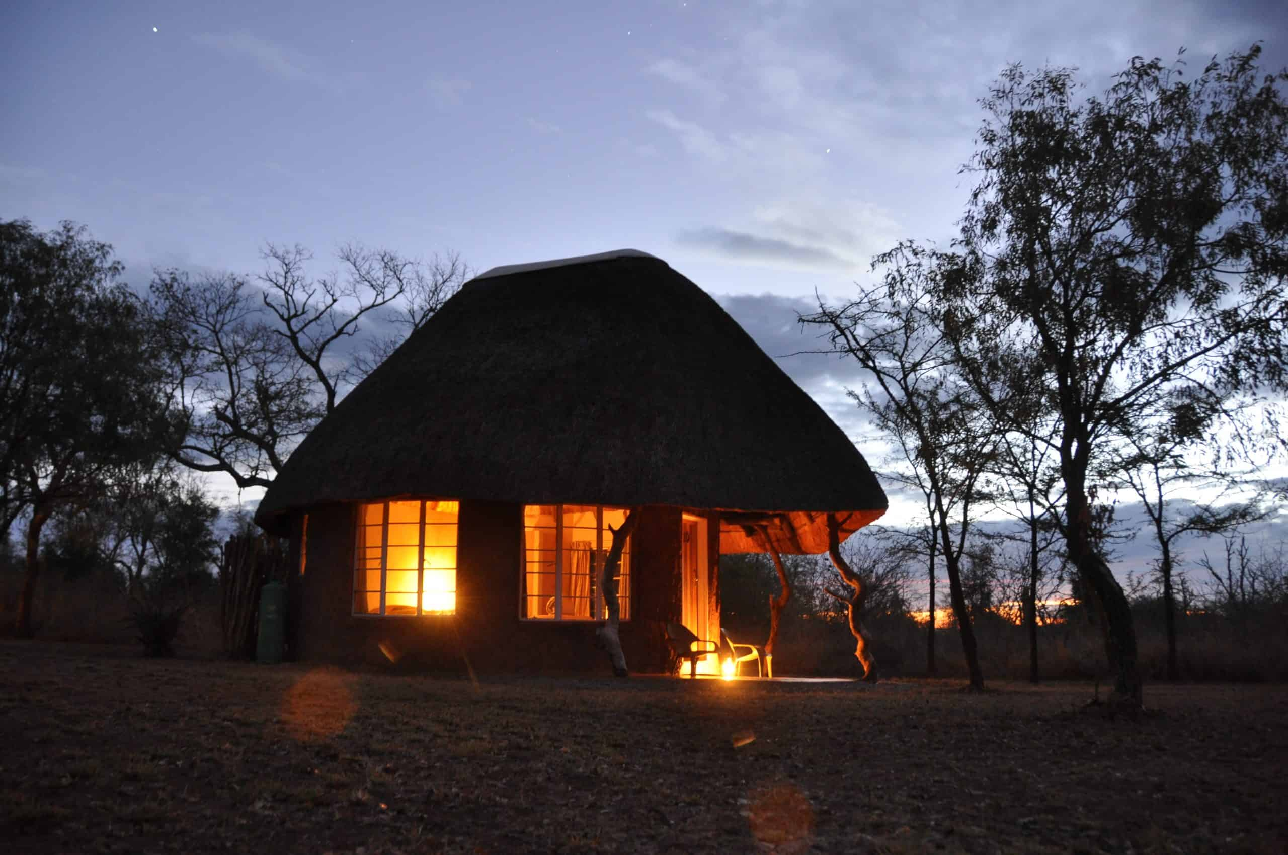 Accommodation Provided Big Game Parks, Swaziland