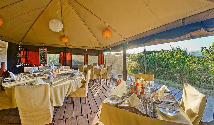 Angata Ngorongoro Camp
