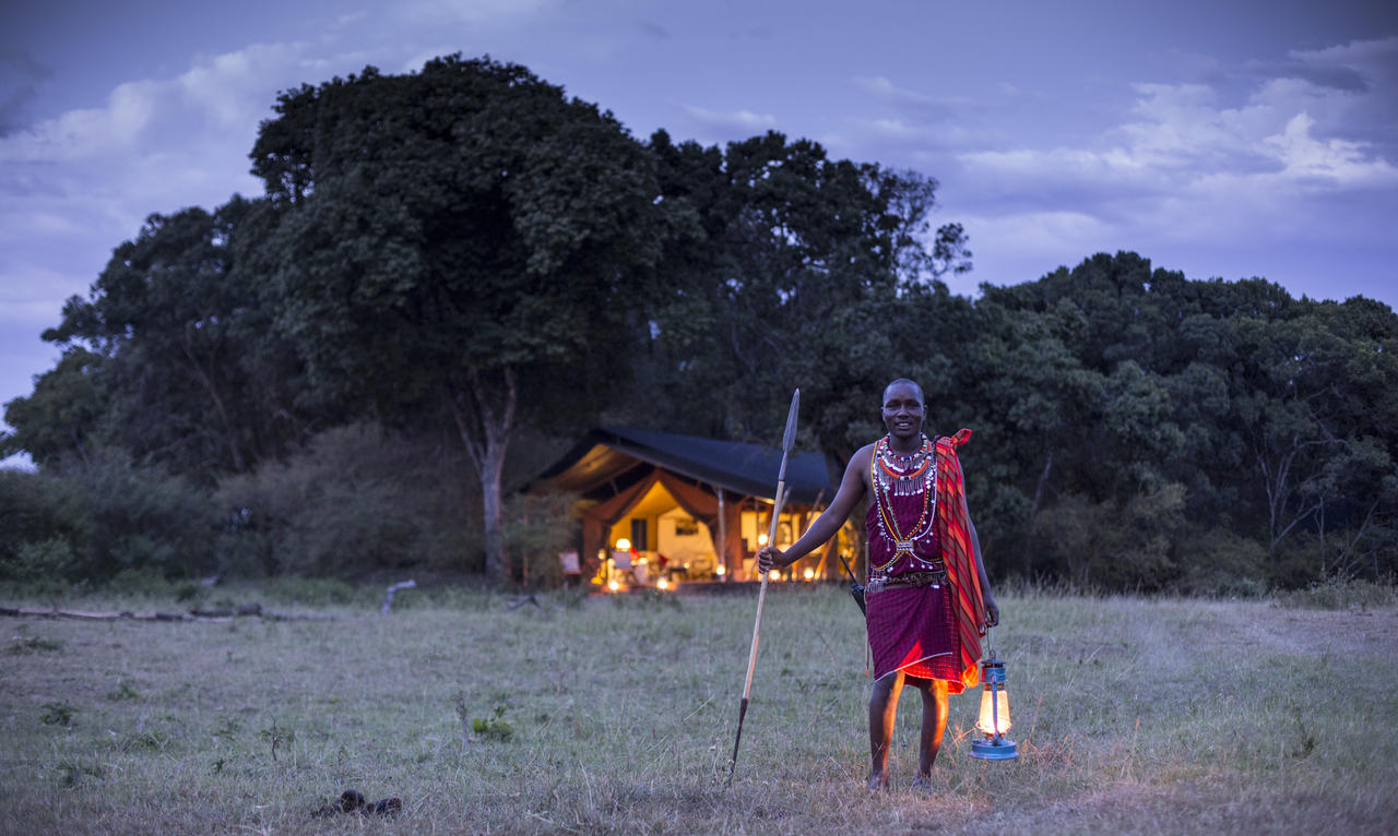 Elephant Pepper Camp Accommodation Family Honeymoon Tent Exterior Csilverless 5