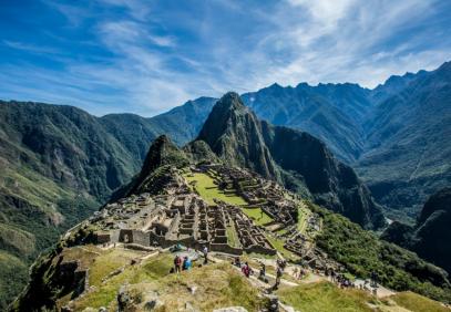 Inca Tracks Tour to Machu Picchu
