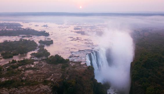 Matetsi Falls