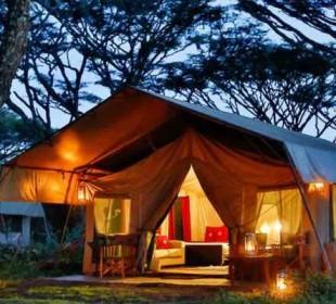 6 Days Serengeti Tented Camp Safari