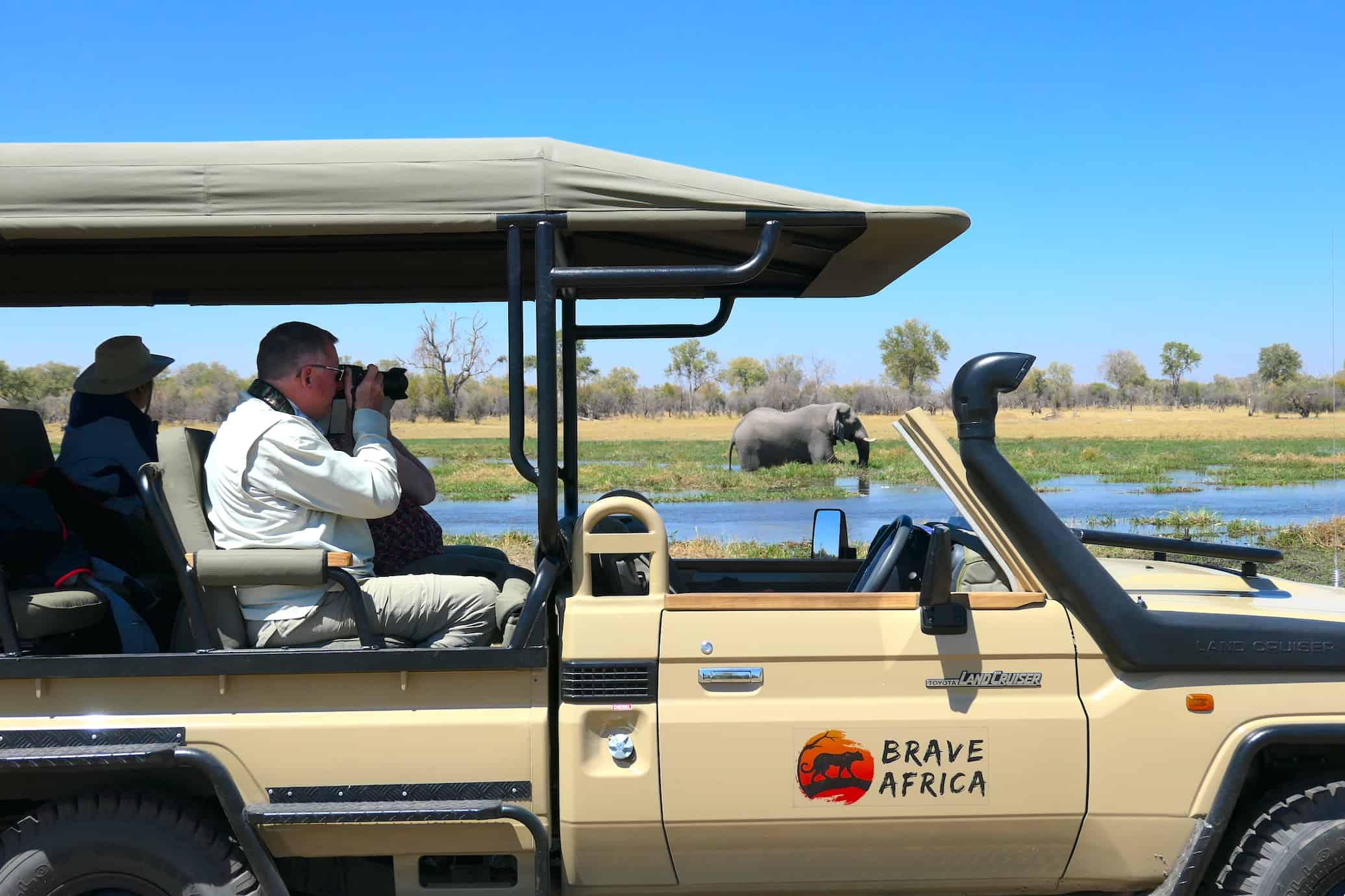 Brave Africa Safari Vehicle