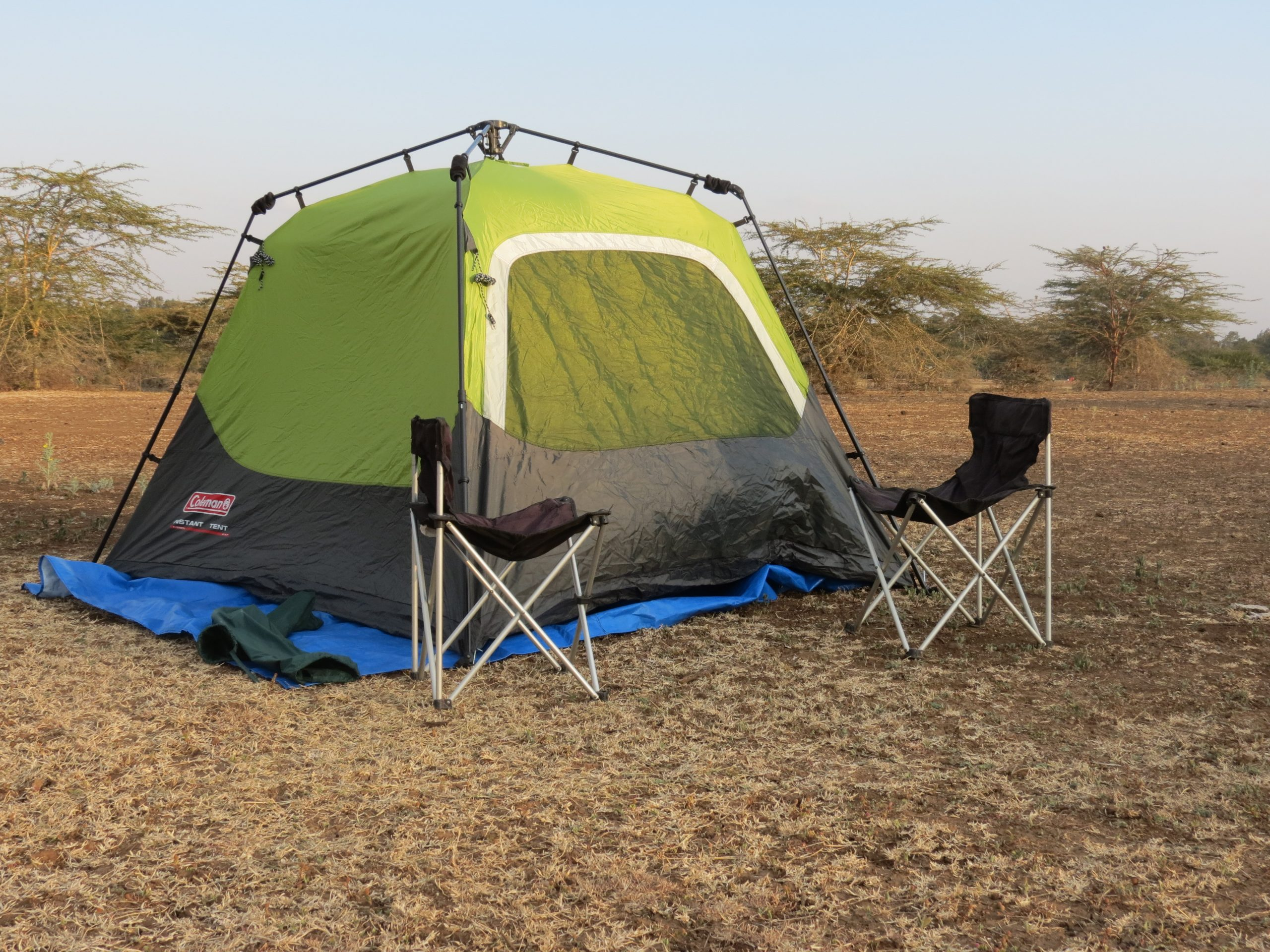 Ground Tent For Camping