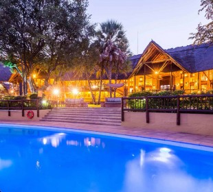 6 Days Kafue National Park and Victoria Falls – Luxury