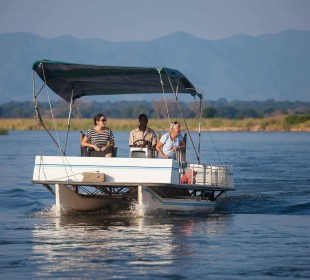 4 Days Breathtaking Safari in Lower Zambezi National Park