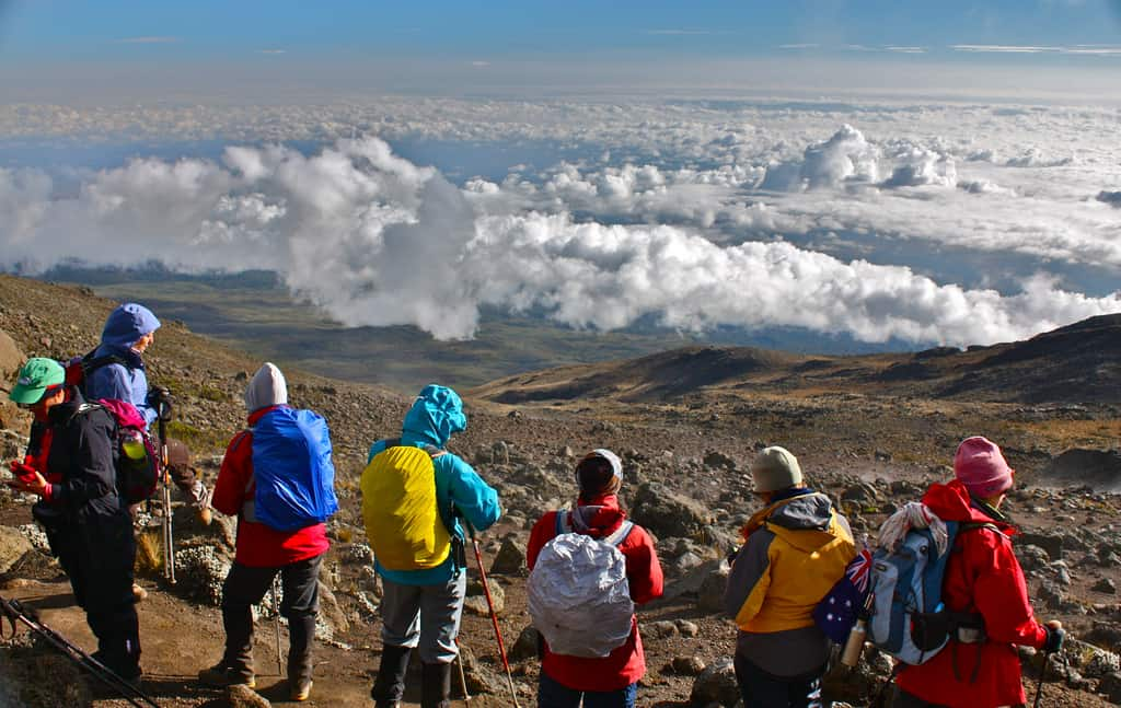 Climbing Kilimanjaro Via The Rongai Route