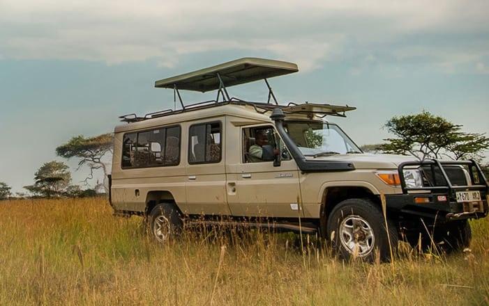 Safari Landcruiser 8 Seater