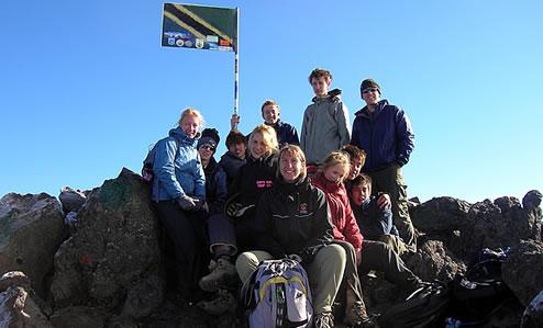 Featured Mt Meru