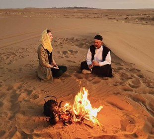 11-Day Iran's Lut Desert Tour