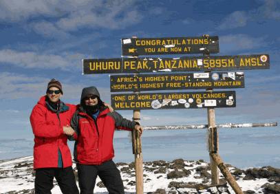 6 Days Mount Kilimanjaro Climbing via Machame Route