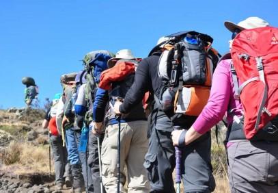 6-Day Kilimanjaro Machame Route Hike