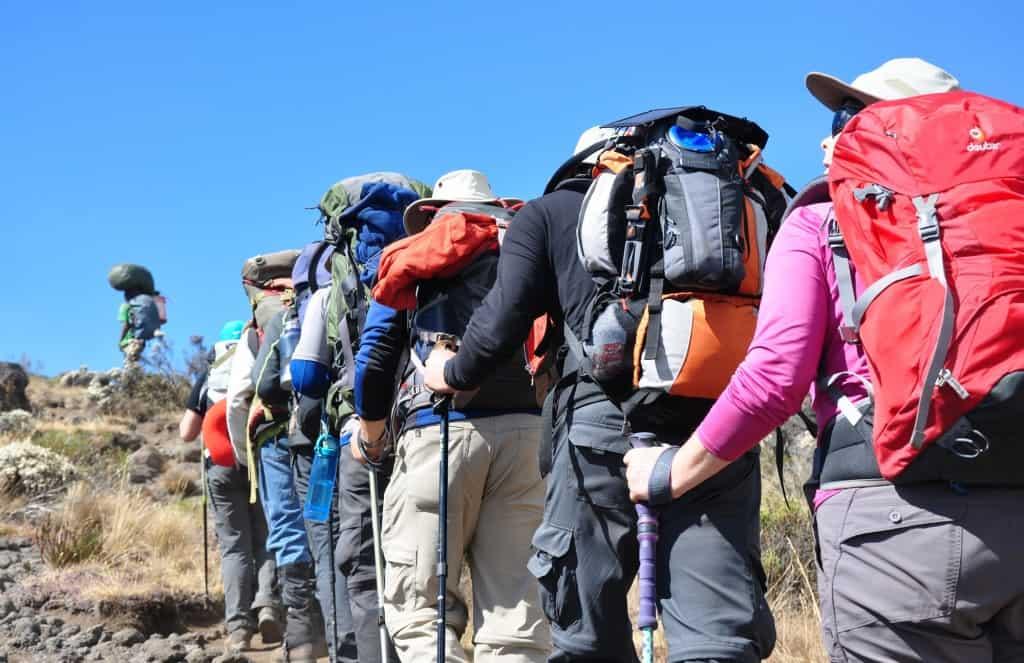 Kilimanjaro Climbing Machame Route2