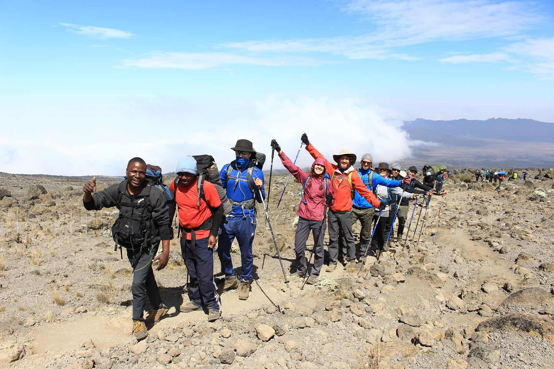 Kilimanjaro Join Group Climbing